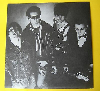 THE DAMNED - NEW ROSE / HELP - STIFF RECORDS BUY6   - 1970s PRESSING