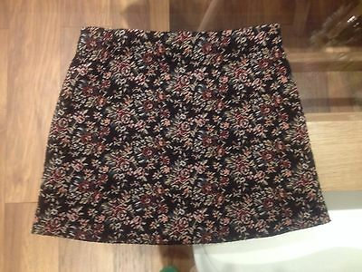 Attractive Girls ZARA Size Age 8 Skirt RRP£20 + FREE P&P - Ideal Winter!