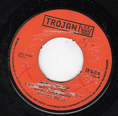 """"""" MAYBE SOMEDAY. """"  john holt and the supersonics. TROJAN 7in 1968."""