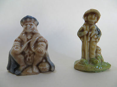 Wade 'nursery Rhyme' Old King Cole & Little Boy Blue Whimsies. Perfect