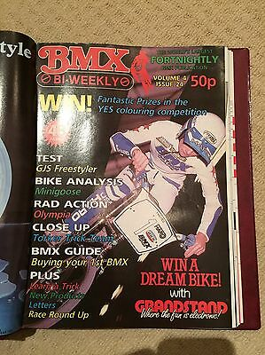 BMX Bi Weekly Volume 4 Issue 24