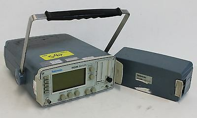 TEKTRONIX 1502B Metallic TDR Cable Time-Domain Reflectometer Portable Reader
