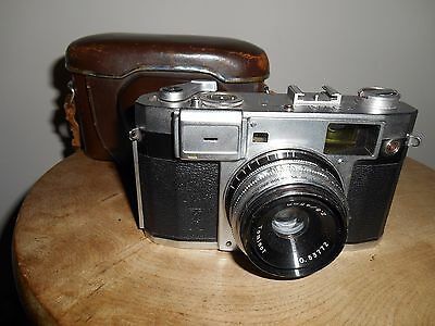 RARE ROYAL 35-M with fixed TOMINOR 1:2.8/45mm Lens