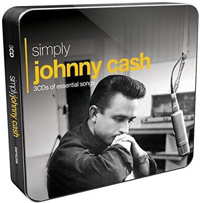 Johnny Cash - Simply Johnny Cash [New CD] UK - Import