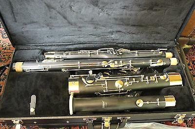 Selmer Model 1432B Intermediate Bassoon MINT DEMO MODEL! QuinnTheEskimo