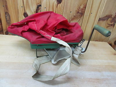 Vintage Little Giant Cyclone Seeder Seed Spreader