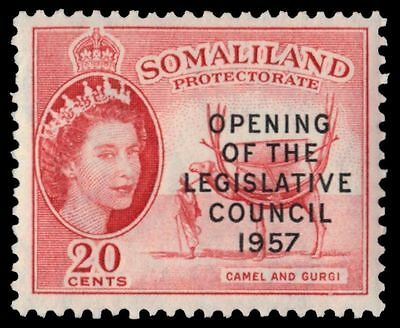 "SOMALILAND 140 (SG149) - Opening of the Legislative Council ""Camel"" (pa82465)"