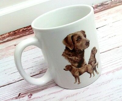 Chesapeake Bay Retriever Ceramic Coffee Tea Mug