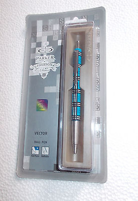 PARKER Vector Ball Pen * Fashion Series * Original, Sealed