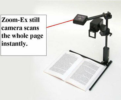 Freedom Scientific Abisee Zoom-Twix Reader For The Vision Impaired