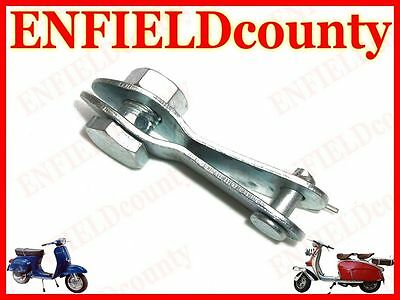 Brand New Vespa Brake Pedal Cable Clamp Link Super Sprint Rally Old Vespa @cad