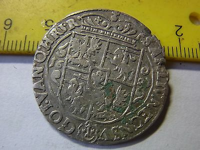 ORT 1623, Old Poland Silver Coin