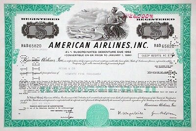 American Airlines, Inc. - 1979