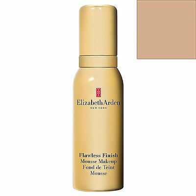 NEW Elizabeth Arden Flawless Finish Mousse Make-Up Natural 50ml FREE P&P