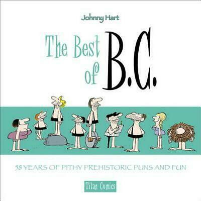 The Best of BC by Johnny Hart (English) Hardcover Book