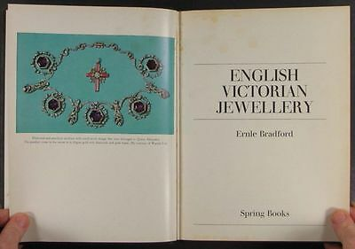 Antique English Victorian Jewelry - Styles, Types, Materials and Collecting