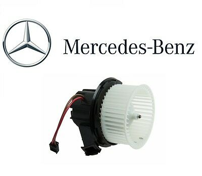 For Genuine For Mercedes W204 W212 C250 E250 Blower Motor Assembly 2128200708