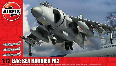 Airfix A04052 - BAe Sea Harrier FA2 1:72