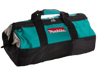 """Makita 53cm 21"""" LXT Open Mouth ToolBag Tool Bag with 4 Internal Pockets"""
