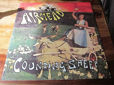 """Airhead - Counting Sheep - Uk 12"""" In Near Excellent Condition"""