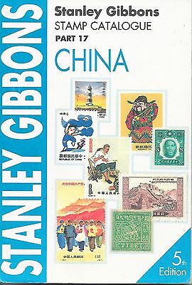 Stamp Catalogue: China Pt. 17, Gibbons, Stanley, 5th Edition 1995