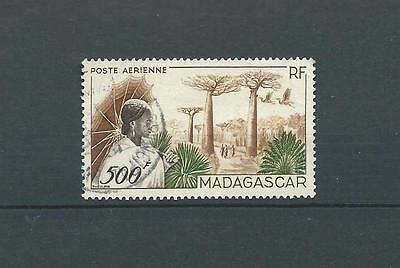 Madagascar - 1952 Yt 73 Pa - Timbre Obl. / Used