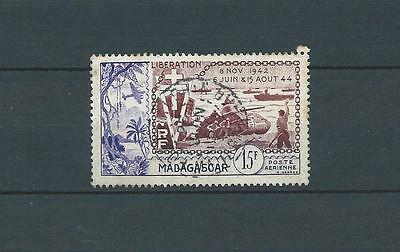 Madagascar - 1954 Yt 74 Pa - Timbre Obl. / Used
