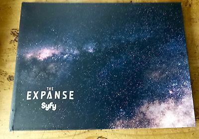 The Expanse Syfy Series Exclusive Press Kit