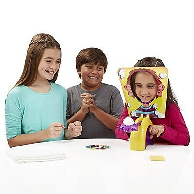Pie Face Game From Hasbro - UK Edition New - Fun Filled Family Game of Suspense