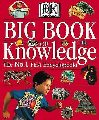 The Big Book of Knowledge by DK (Paperback, 1999)