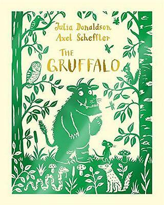 The Gruffalo, Donaldson, Julia | Hardcover Book | 9781447284581 | NEW