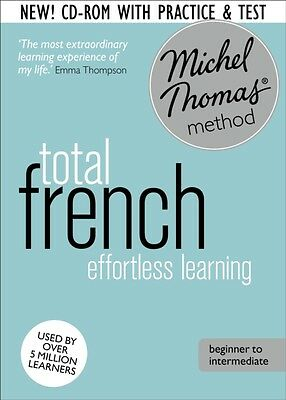 Total French Foundation Course: Learn French with the Michel Thomas Method (Aud.