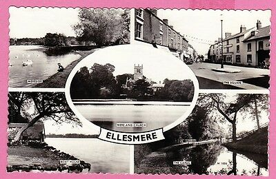 Dated 1962. Multi view, Ellesmere. Shropshire.
