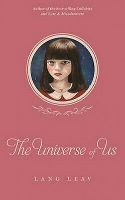 The Universe of Us (Lang Leav), New, Free Shipping