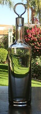 Baccarat Crystal Dionysos Decanter Van Day Treux Design for Tiffany