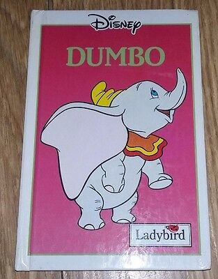 Ladybird Book - Disney - Dumbo - D202 #13