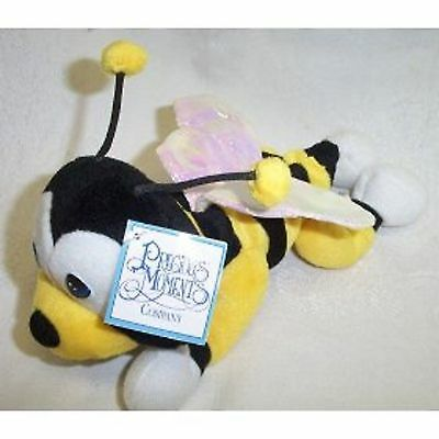 Precious Moments Pals Stuffed Animal Buzz the Bee NWT