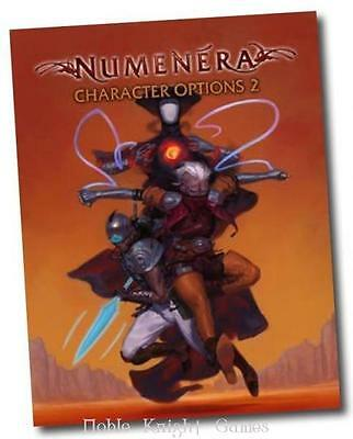 Monte Cook Numenera Character Options 2 SC MINT