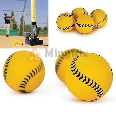 Soft Micro Bolt Training Ball 12  pack for Lightning Pro Pitching Machine BOLT