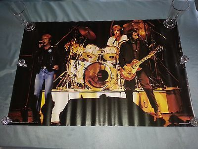 Vintage Poster  The Who  Pace  1979
