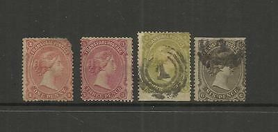 Transvaal South Africa ~ 1878-80 Queen Victoria