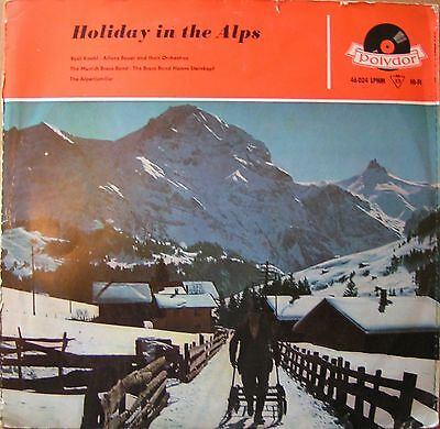 Various Artists - Holiday In The Alps