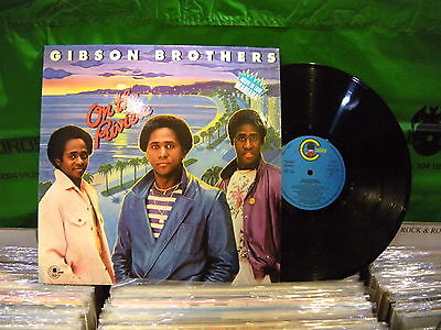 Gibson Brothers ‎– On The Riviera ' LP  VG++ / N.MINT  SPAIN