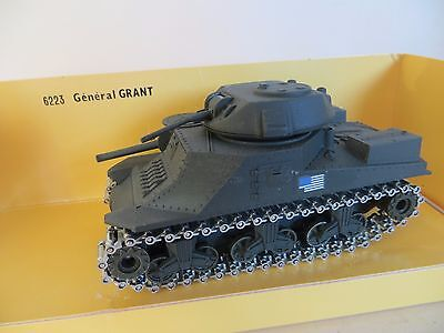 Solido 6223 General Grant Sherman M4 A3 Us Army/military Tank - Superb, Boxed.