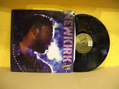 Newkirk ‎– Sweat You ' 12'' N.MINT / MINT
