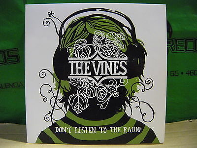 The Vines – Don't Listen To The Radio 7'' N.MINT GATEFOLD