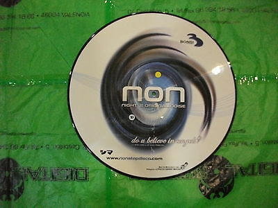 Brian Cross & Fat Synth - NON – Do U Believe In Angels? ' 12'' N.MINT