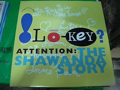 "Lo-Key? ‎– Attention: The Shawanda Story ' 12 "" MINT 1991"