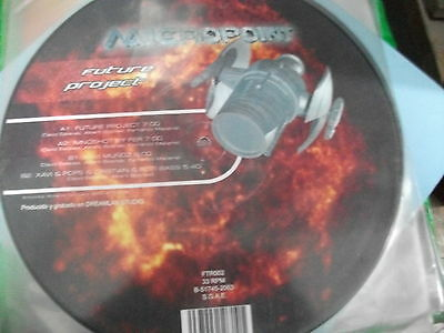 """Micropoint – Future Project  ' 12 """" MINT  2003 Future Records"""