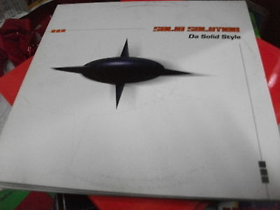 """Solid Solution – Da Solid Style  ' 12 """" MINT  2002"""